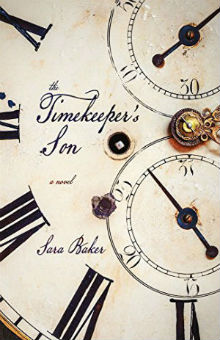 Cover for Baker, The Timekeeper's Son