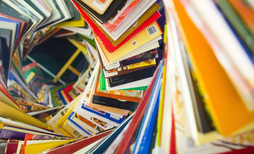 Arching Books