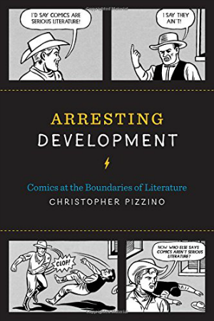 Cover of Pizzino, Arresting Development