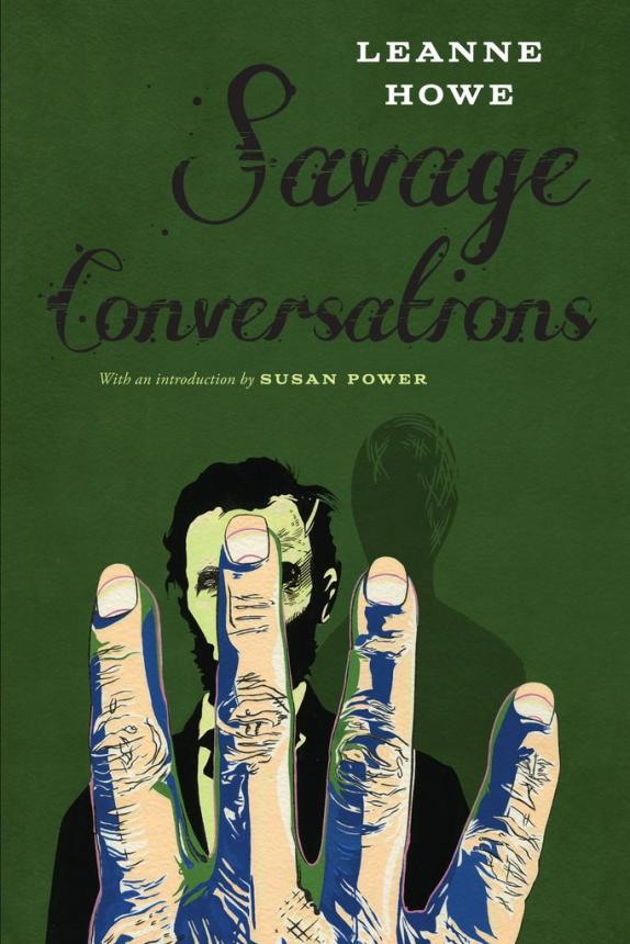 Savage Conversations Book Cover
