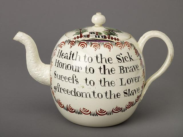 abolition teapot